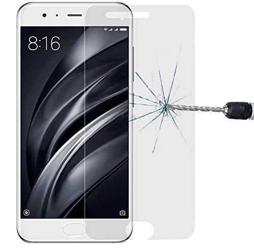 Dongdexiu Protectores de Pantalla de telefonía sólida For LG K10 0.26mm 9H Dureza Superficial 2.5D Película de Pantalla de Vidrio Templado a Prueba de explosiones (Color : Color1)