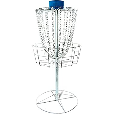Titan Disc Golf Catcher Basket Target Portable Steel Chain practice frisbee hole