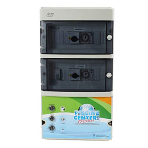 Coffret filtration 1 projecteur 300 va avec balai asservi