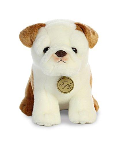 Aurora - Miyoni - 10' Bulldog Pup, Brown/White