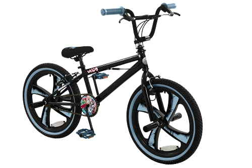 MV Sports & Leisure Unisex-Youth Banksy 20' BMX Bike, Multicoloured, 20inch