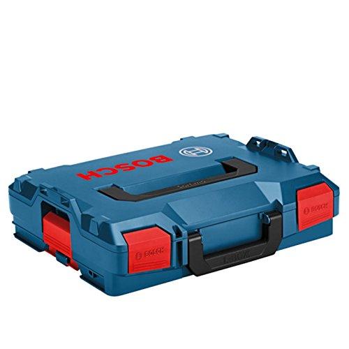 Bosch Professional L-BOXX 102 Koffersysteem, laadvolume: 9,9 liter, max. belasting: 25 kg, gewicht: 1,8 kg, materiaal: ABS-plastic, PA6 kunststof.