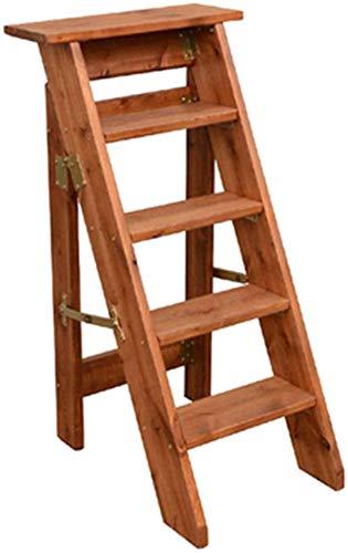 STOOL Escalera de escalera Taburetes de escalera para el hogar, silla de...
