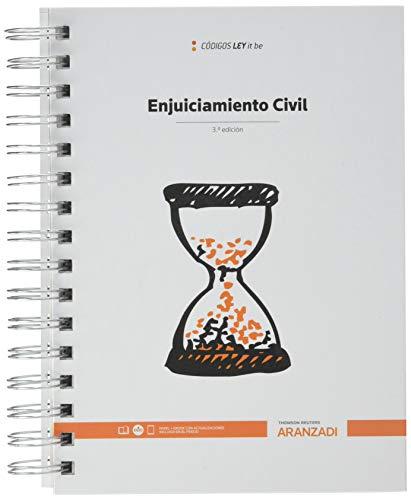 Enjuiciamiento Civil (LeyItBe) (Código Básico)