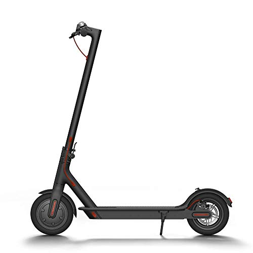 Photo of Xiaomi Mi Electric Scooter for Adult, Town and City Commuter with Lightweight Folding Frame – Black