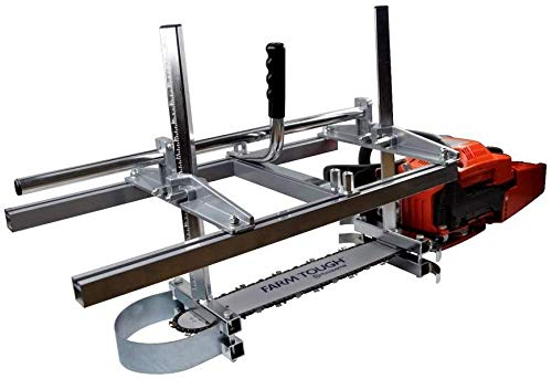 Zchoutrade 14 To 36 Inches Chainsaw Mill