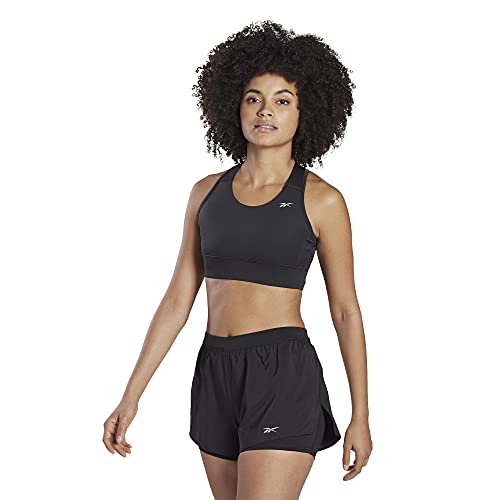 Reebok Running Essentials Bra, Black, Large