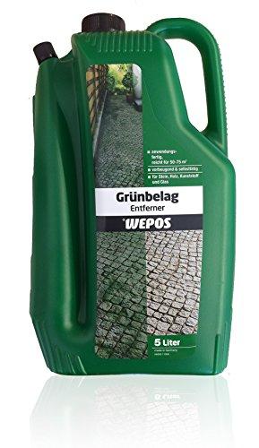 WEPOS Grünbelag Entferner 5L