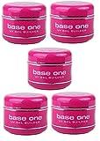 Gel UV Silcare Base One Builder Clear Clear Clear sin ácidos 5 x 50 g