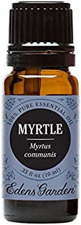 Edens Garden Myrtle Essential Oil, 100% Pure Therapeutic Grade (Highest Quality Aromatherapy Oils- Cold Flu & Congestion), 10 ml