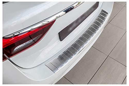 tuning-art L200 Edelstahl Ladekantenschutz 5 Jahre Garantie Fahrzeugspezifisch