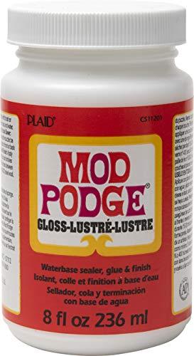 Mod Podge CS11201 Wasserbasierende Versiegelung Kleber und Lack, 8 fl oz 236 ml