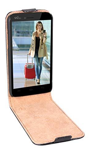 PATONA Slim Flip-Cover Klapp-Tasche Schutz-Hülle Case Cover für Wiko Kite