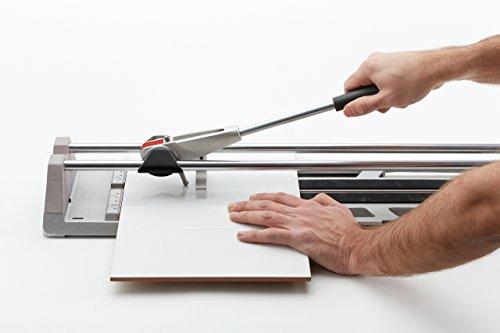 Bellota POP50B - Cortadora de cerámica, máquina para cortar azulejos (cortes hasta 53cm)