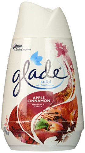 Glade Solid Air Freshener - Apple Cinnamon - 6 oz