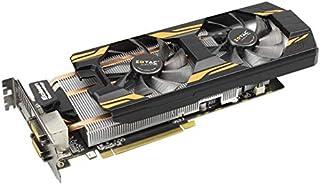 GTX 760-2GD5 Tarjetas gráficas para NVIDIA GTX760 2GD5 HA 2G GT700 Tarjeta de Video 256bit HDMI DVI,Black