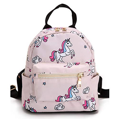 JameStyle26 Eenhoorn unicorn hoogwaardige kinderrugzak ster kinderdagverblijf rugzak jeugd schooltas tieners backpack jongens & meisjes
