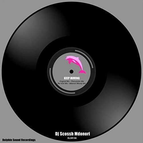 DJ Scossh Mdonori