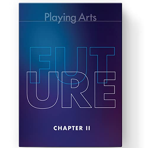 SOLOMAGIA Playing Arts Future Edition Chapter 2 Playing Cards