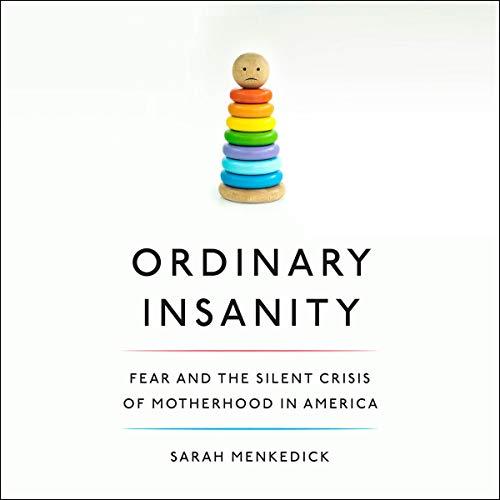 Ordinary Insanity audiobook cover art