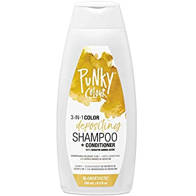 Punky 3-in-1 Color Depositing Shampoo & Conditioner