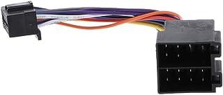 KESOTO Conector de Cablagem Do Adaptador de Rádio 16Pin para Rádio para ISO Radio Auto Adapter