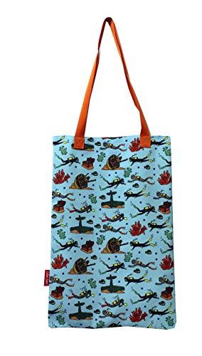 Selina-Jayne Tauchen Limitierte Auflage Designer Baumwolltasche (Tote Bag)