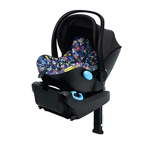 Review Of Clek 2020 Liing Infant Car Seat, Tokidoki Reef Rider (LG19U1-TKRRB)