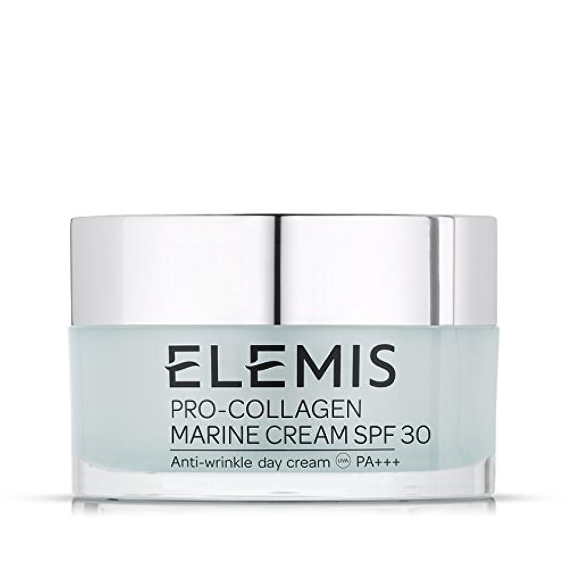 ヘルシー薄暗い学部長エレミス Pro-Collagen Marine Cream SPF 30 PA+++ 50ml/1.6oz並行輸入品