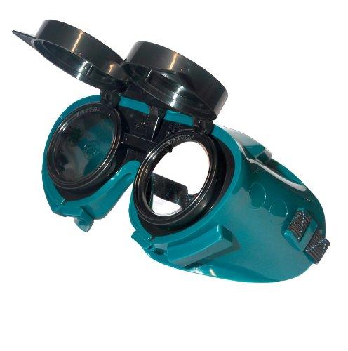 Viwanda Schweißerbrille mit runden Gläsern