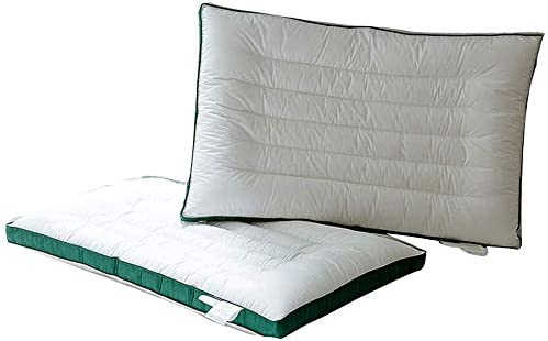 DPPAN Columbus Mall Bed Pillows for Superfine Hyp Fiber Sleeping Superlatite