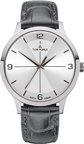 Tuw Ruhla 1892 40942-011402 Herren-Armbanduhr, Quarz, klassisch & schlicht