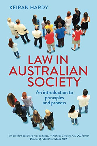 Compare Textbook Prices for Law in Australian Society 1 Edition ISBN 9781760527037 by Hardy, Keiran