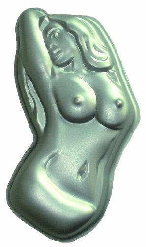 Birkmann 214026 Back´Dir Deine Traumfrau, 32 x 6 cm, ca. 1700 ml, Antihaftbeschichtung (1 x 500 g)