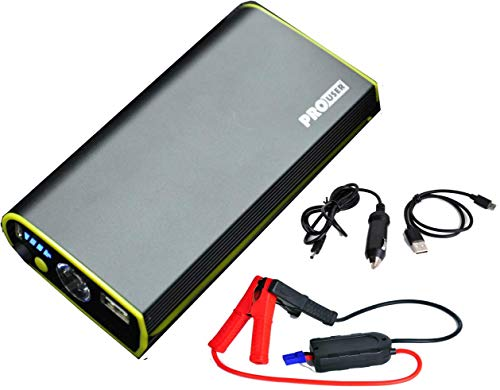 Pro User Booster Battery 300A 6000mA Starter Aid up to 2500cc