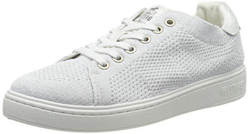 Mustang Damen 1321-301-1 Sneaker, Weiß (Weiß 1), 38 EU