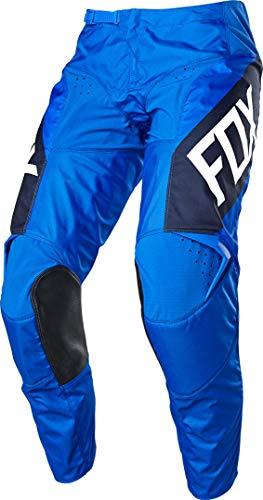 Fox 180 REVN Jugend Motocross Hose Blau 26