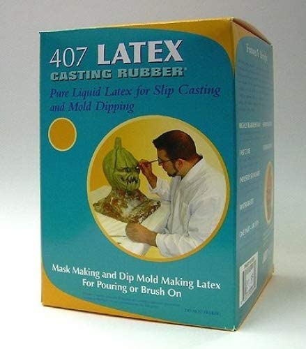 407 Latex Casting Pure Rubber- 2021 spring and summer new Max 48% OFF Liquid