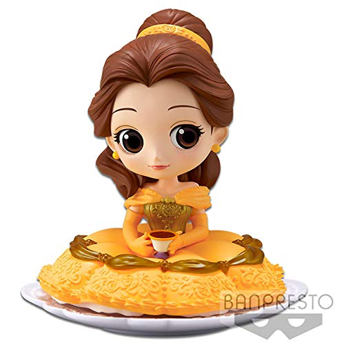 Figurine - Disney - Q Posket Characters - Belle 9 cm