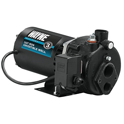 Wayne CWS100 Convertible Well Pump
