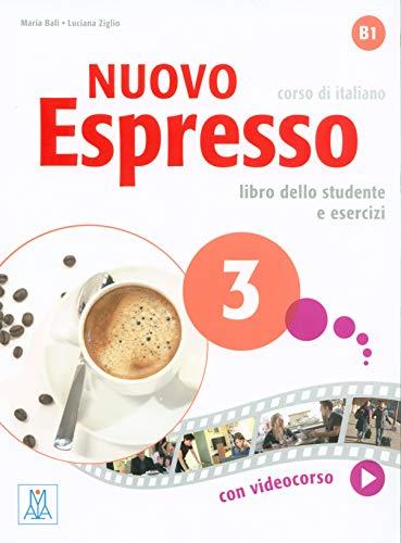 Nuovo Espresso 3. Libro + DVD ROM: Libro studente + DVD-ROM 3