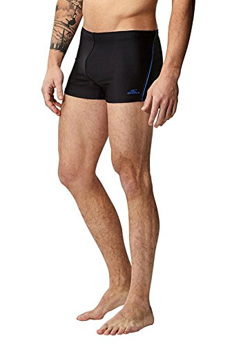 O'Neill Herren Solid Tights Bademode Badehose, Black Out, M