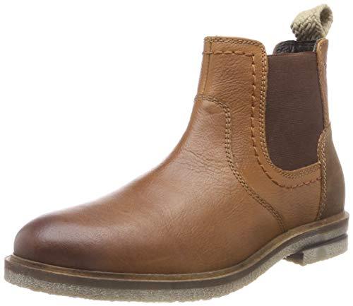 Josef Seibel Herren Stanley 03 Chelsea Boots Braun (Cognac 370) 42 EU
