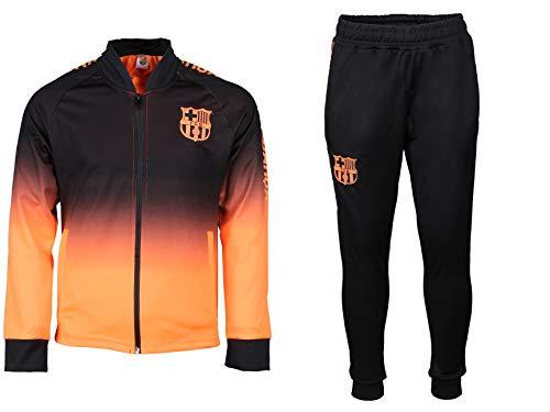AMD SPORTS Barcelona Barca Trainingsanzug für Kinder und Herren, Geschenk für Fußballfans