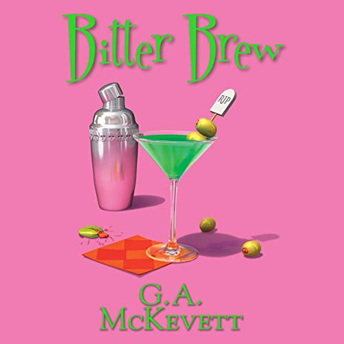 Bitter Brew  By  cover art