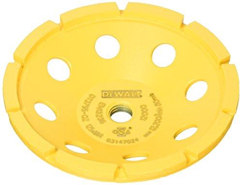 DEWALT DT3795-QZ DT3795-QZ-Disco Copa de 125mm rosca M14 Simple