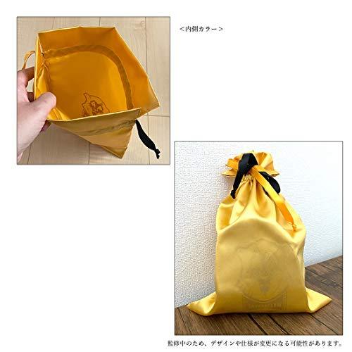 【予約販売】ツイステッドワンダーランド サテン巾着 サバナクロー APDS5495_1