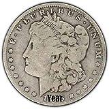 1884 O Morgan Dollar $1 Very Good