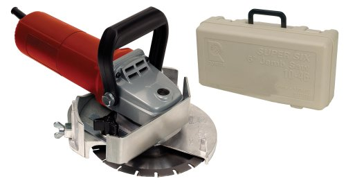 Roberts 17076 10-46 6-Inch Jamb Saw with Case