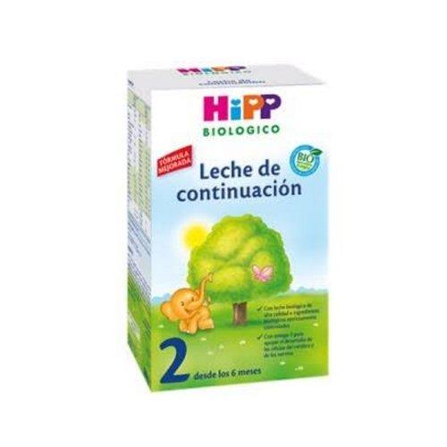 Leche Infantil Continuación 2 600 gr de Hipp